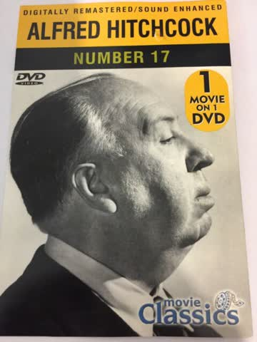 Alfred Hitchcock: Number 17