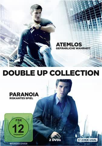 Atemlos - Gefährliche Wahrheit / Paranoia - Riskantes Spiel