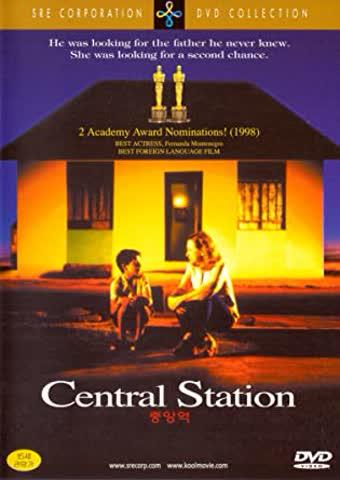 Central Station (All Region DVD)