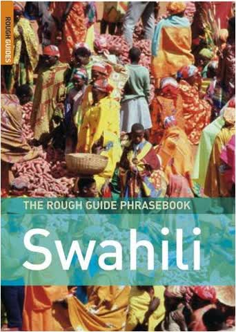 Swahili - The Rough Guide Phrasebook