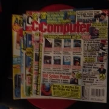 Computer Zeitschriften
