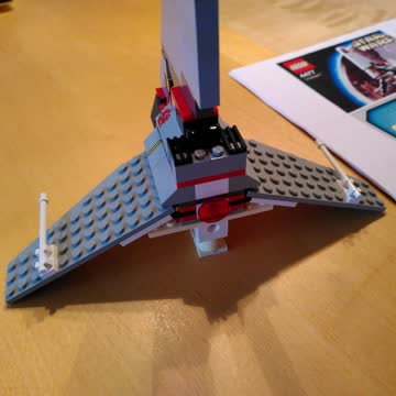Star Wars T-16 Skyhopper (4477)