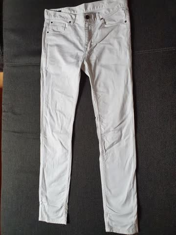 ClockHouse Denimite, C&A, Skinny Fit (White/Weiss)