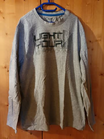 Sweatshirt, Grau, Vögele Active wear