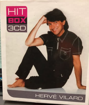 Hervé Vilard - Hit box 3 cd