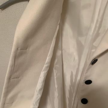 Beiger Mantel Gr. 38