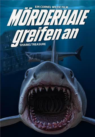 Mörderhaie greifen an