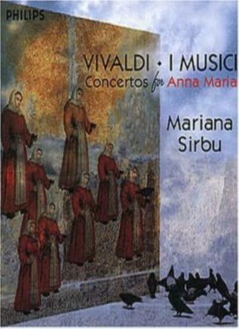 Antonio - Concertos for Anna Maria