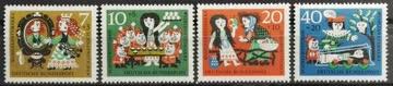 1962 Märchen der Gebrüder Grimm Schneewittchen postfrisch**