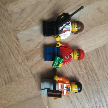 Lego Figuren 3 Stk.