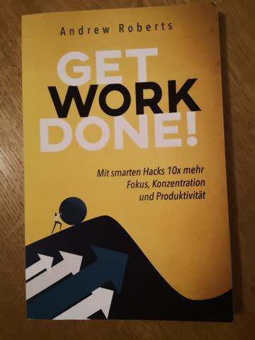 Get Work Done!