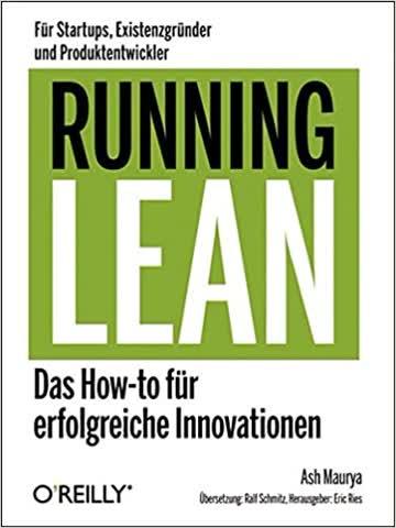 Running Lean, Deutsche Ausgabe