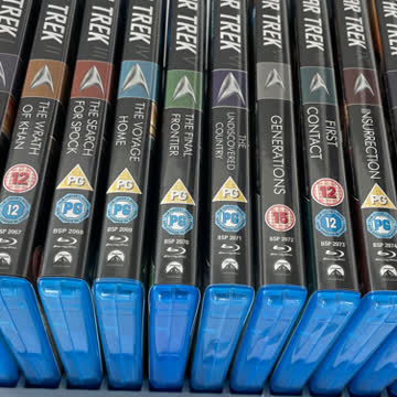 Star Trek Collection Box