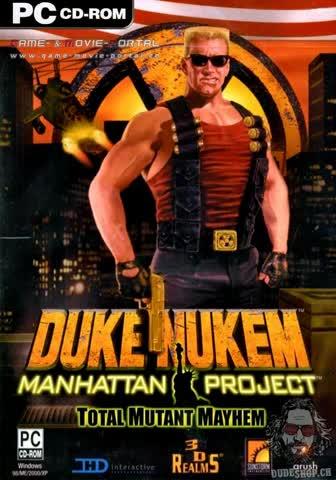 Duke Nukem Manhattan Project für PC