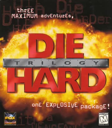 Die Hard Trilogy, PC-Spiel