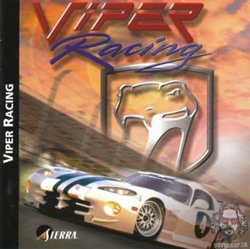 Viper Racing - PC-Spiel von Sierra
