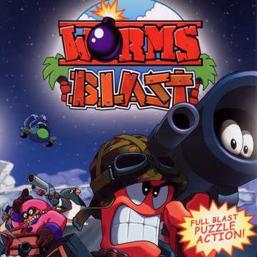 Worms Blast - PC-Spiel