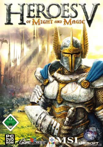 Heroes of Might and Magic V, PC