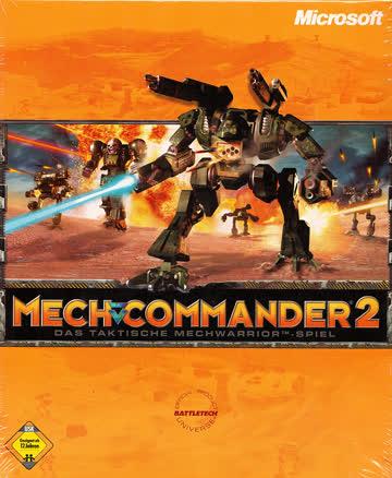 Mech Commander 2 - Das taktische Mechwarrior-Spiel