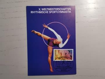 1981 Weltmeisterschaften rhythmische Gymnastik