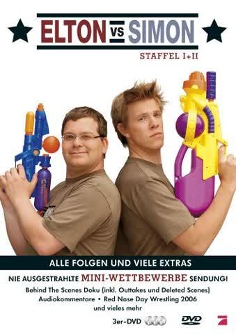 Elton vs. Simon - Staffel I + II (3DVD)