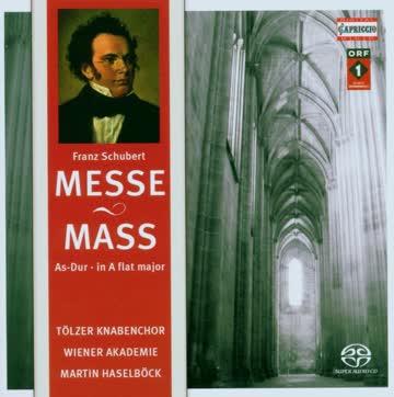 Franz Schubert - Messe Mass