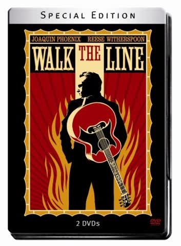 Walk the line (Special Edition, Steelbook, 2 DVDs)