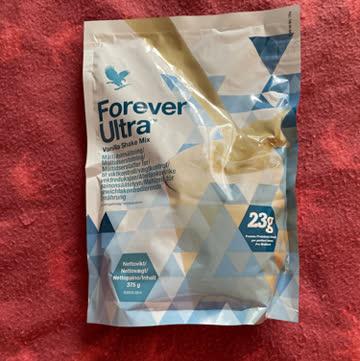 Forever Ultra Vanilla Shake Mix Pulver