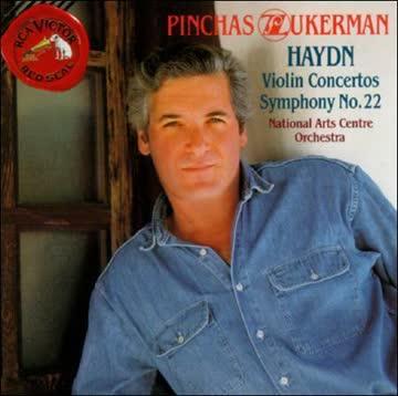 Pinchas Zukerman - Franz Joseph Haydn - Violin Concertos Symphony No. 22