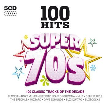 Various Artists - 100 Hits Super 70'S