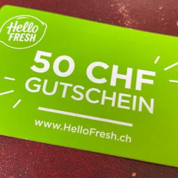 50 Fr. Hello Fresh