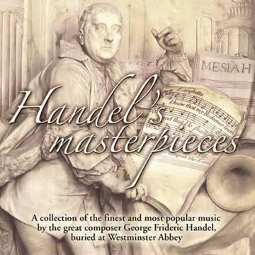 Westminster Abbey Choir - Handel's masperpieces