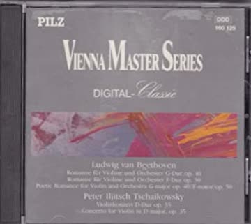 Alexander Pervomaski - Beethoven / Tschaikowsky - Violin Romanzen