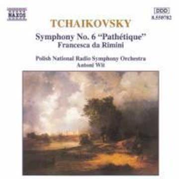 """Tschaikovsky - Symphony No. 6 """"Pathétique"""""""