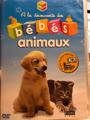 DVD bébé animaux