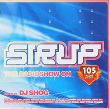 Various - Sirup-the Radioshow on 105