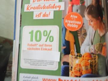 Gutschein buttinette.ch, 10% Rabatt