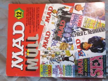 MAD Comics aus den 80iger Jahren