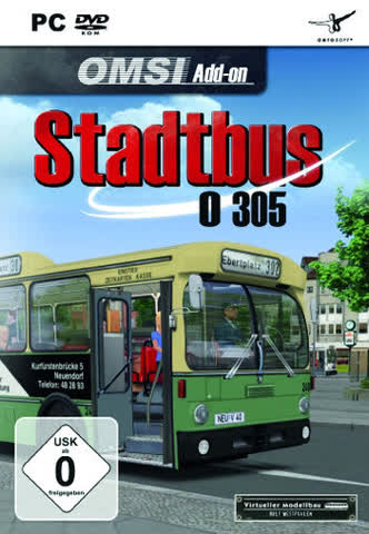 OMSI Stadtbus O 305 [Add-On][PC]