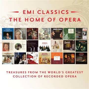 Various Artists - The Home Of Opera