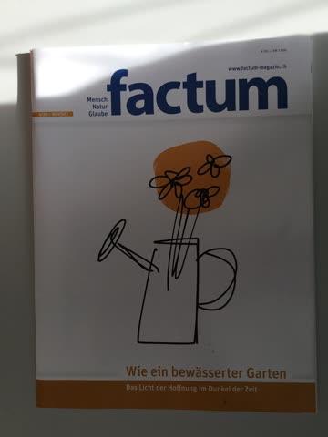 factum- Mensch, Natur, Glaube