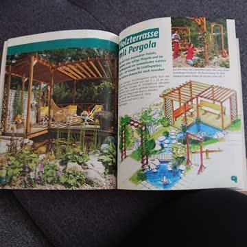 Mit Holz bauen für Garten und Terrasse