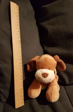 Plüschhund ca. 12cm