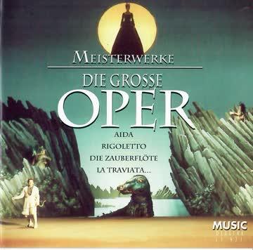 Various - Various - die Großen Meisterwerke der Oper
