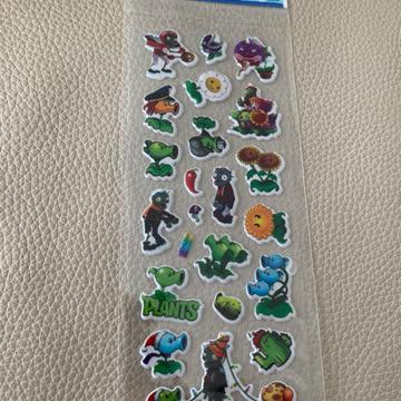 Plants stickers