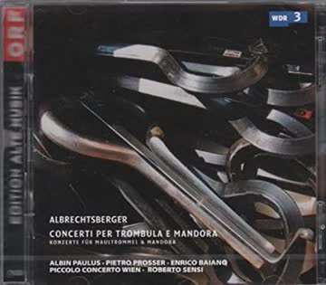 Johann Georg Albrechtsberger - Concerti per trombula e mandora