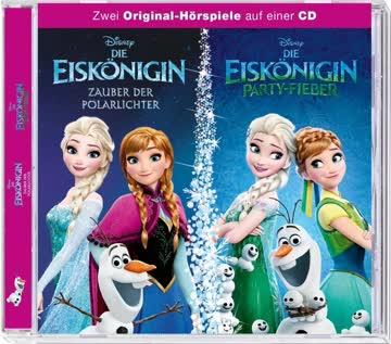 Die Eiskönigin: Zauber der Polarlichter / Party-Fieber, 1 Audio-CD