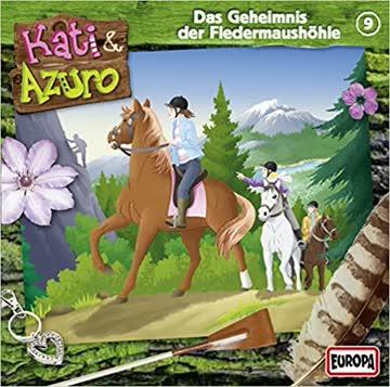 Kati & Azuro 9: Das Geheimnis der Fledermäuse