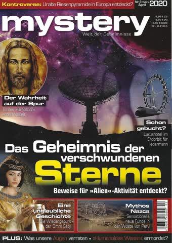 Magazin Mystery - Welt der Geheimnisse Nr. 2 / 2020