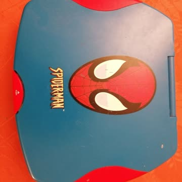 Spiderman Lerncomputer